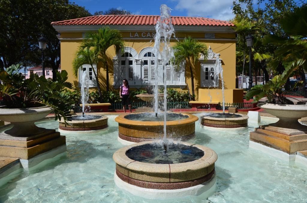 San Juan Altstadt