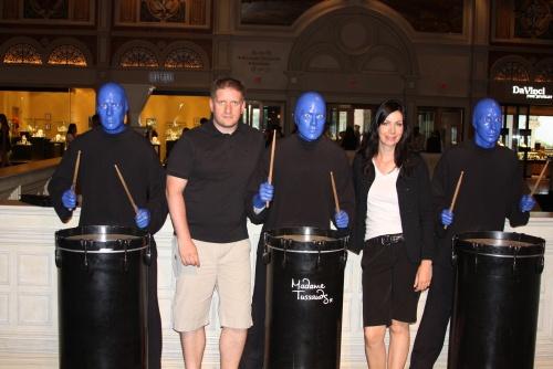 blue man 1