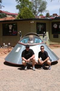 sedona aliens