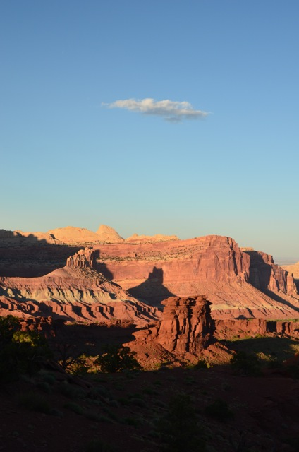 Sunset Point Capitol Reef 1
