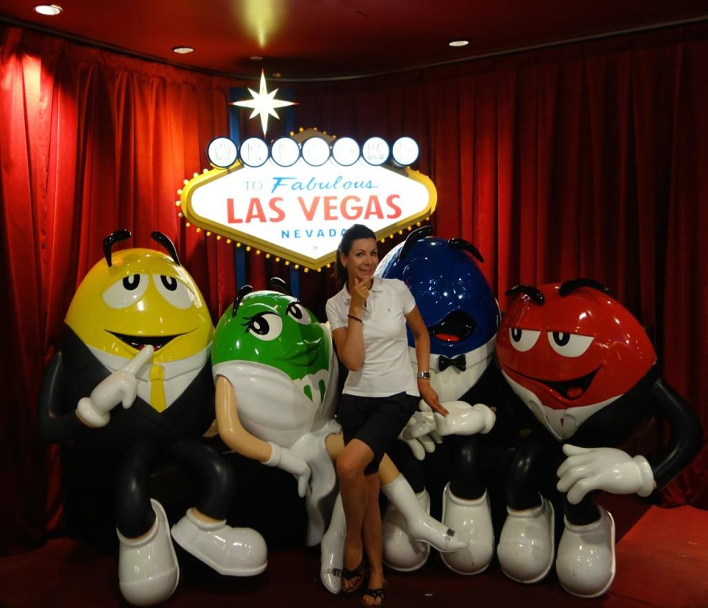 Las Vegas m+m Mandy