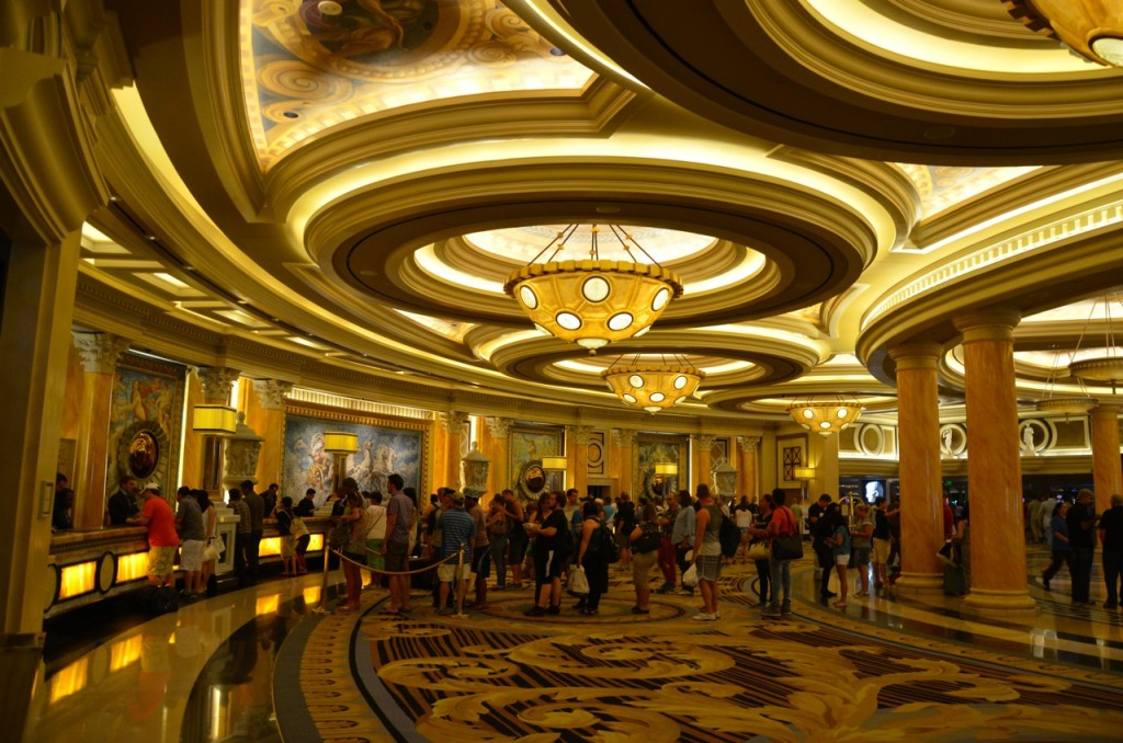 Las Vegas_einchecken