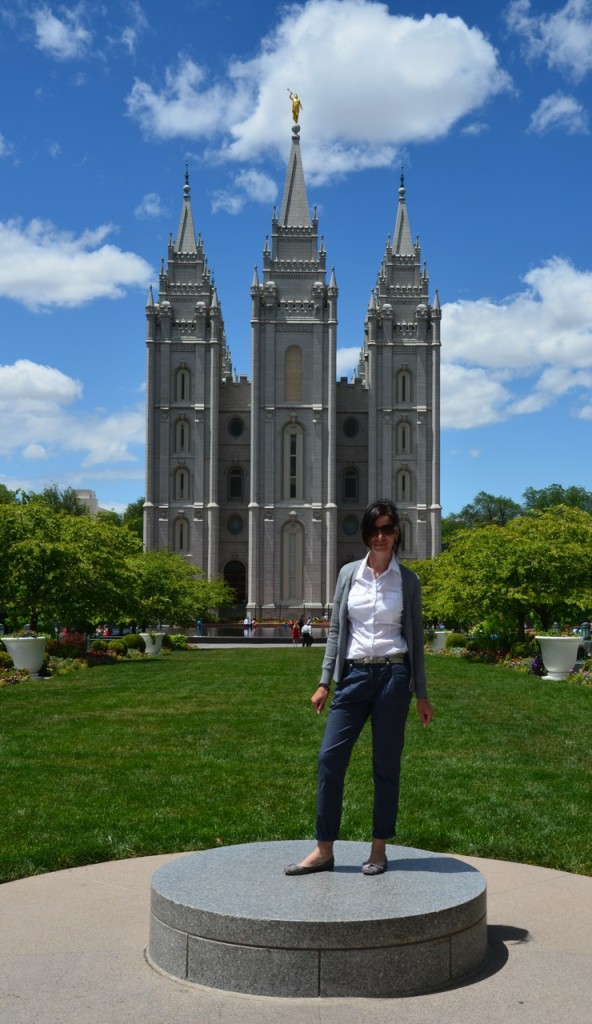 Salt Lake Mormonentempel