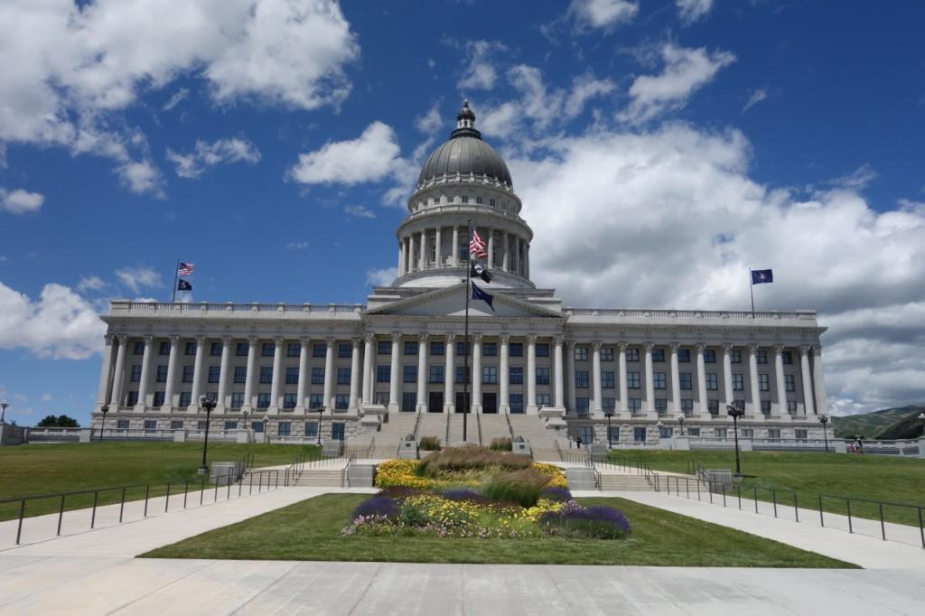 State Capitol von UTAH