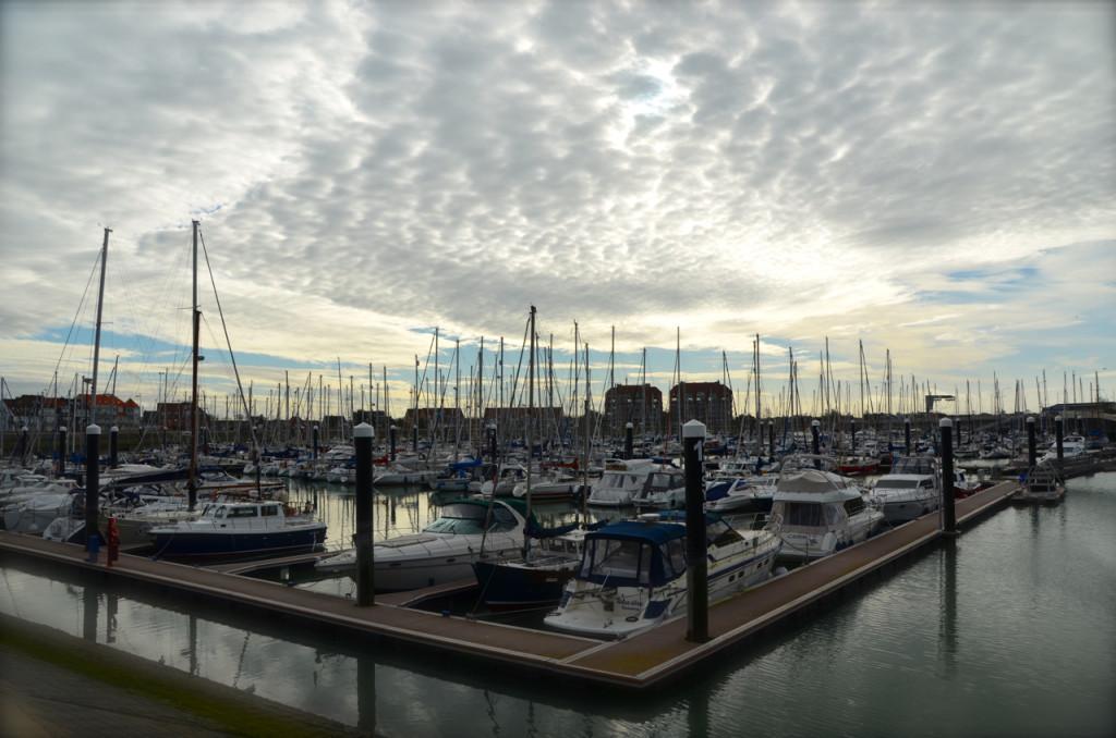 Blankenberge_Yachthafen